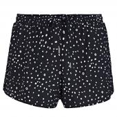Annadiva Swim Dots of Summer Short Black