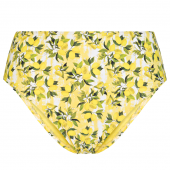 Annadiva Swim Lemonade Hoog Bikinibroekje Citron