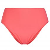 Annadiva Swim Solid Hoog Bikinibroekje Coral