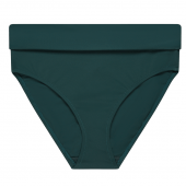 Miss Mandalay Boudoir Beach Vouwbroekje Pine Green