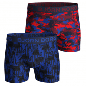 Bjorn Borg Statue Of Liberty 2-Pack Boxershorts Surf The Web