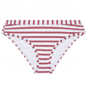 Miss Mandalay Beachcomber Bikinibroekje Redstripe