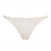 Marie Jo Bella String Pearled Ivory