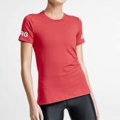 Björn Borg Carla Sport T-shirt Chinese Red