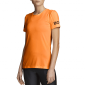 Björn Borg Carla Sport T-shirt Shocking Orange