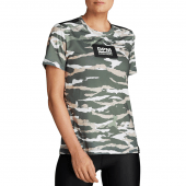 Björn Borg Cato Sport T-shirt Tigerstripe Murale Jungle