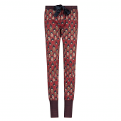 Charlie Choe Namaste Pyjamabroek Faded Red