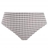 Elomi Swim Checkmate Bikinibroekje Grey Marl