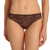 Marie Jo Color Studio Lace String Toffee