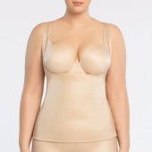 Spanx Shapewear Conceal-Her! Open-Bust Cami