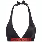 Calvin Klein Core Icon Triangle Bikinitop Black