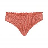 Marlies Dekkers Swim Cote d'Azur Bikinibroekje Red & White