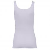 Hanro Cotton Seamless Hemd Lavender Frost