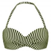 Beachlife Cypress Stripe Multiway Bikinitop