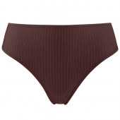 Marlies Dekkers Dame de Paris String Chestnut Brown