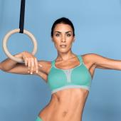 Anita Active Dynamix Star Sport BH Pool Blue