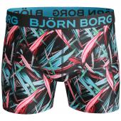 Bjorn Borg Electric Nature Boxershort Black Beauty