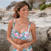 Cyell Flower Riviera Voorgevormde Bikinitop