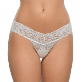 Hanky Panky Low Rise String Ivory