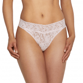 Hanky Panky Original Rise String Bliss Pink