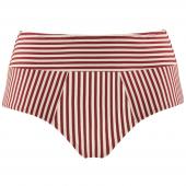 Marlies Dekkers Holi Vintage Hoog Bikinibroekje Rood