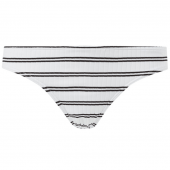 Seafolly Inka Stripe Hipster White