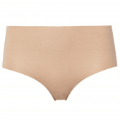 Hanro Invisible Cotton Tailleslip Beige