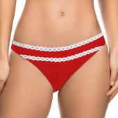 Antigel La Plus Que Parfaite Laag Bikinibroekje Rouge Parfait