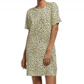 Cyell Sleepwear Leopard Nachthemd Yellow