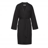 Cyell Sleepwear Luxury Essentials Badjas Black