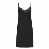 Cyell Sleepwear Luxury Essentials Nachtjurkje Black