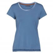 Essenza Luyza Uni Pyjamashirt Moonlight Blue