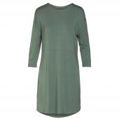 Essenza Lykke Uni Nachthemd Laurel Green