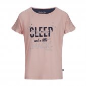 Charlie Choe Magical Sea Pyjamashirt Met Korte Mouwen Powder Pink
