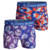 Bjorn Borg Manhattan Tennis 2-pack Boxershorts Surf The Web