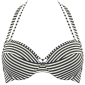 Marlies Dekkers Holi Vintage Push-Up Bikinitop Blue