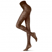 Oroblu Mystery Panty 40 Denier Brown Melange