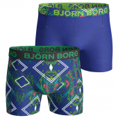 Bjorn Borg Naito 2-Pack Boxershorts Surf The Web