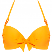Marlies Dekkers Papillon Push-up Bikinitop Eye-popping Orange