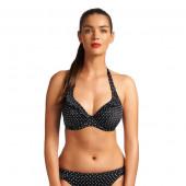 Freya Pier Halter Bikinitop Zwart