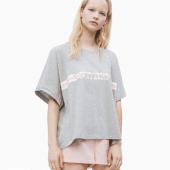 Calvin Klein T-shirt Grey Heather