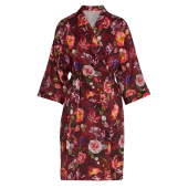 Essenza Sarai Scarlett Kimono Warm Red