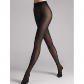 Wolford Satin Opaque Panty 50 Denier Black