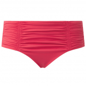 Seafolly Retro Plooibroekje Persian Pink