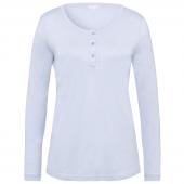 Hanro Sleep & Lounge Pyjamashirt Lavender Frost