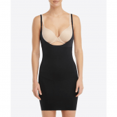 Spanx Smart Grip Reversible Corrigerende Onderjurk Very Black