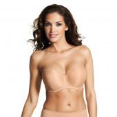 Fantasie Smoothing Voorgevormde Strapless BH Nude