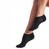 Oroblu Solange Sportkousje 2 paar Black