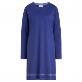 Cyell Sleepwear Solid Nachthemd Electric Blue