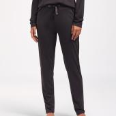 Cyell Sleepwear Solid Pyjamabroek Black